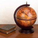 "Kassel™ 13"" Diameter Italian Replica Globe Bar"