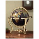 "Kassel™ 13"" (330mm) Diameter Faux Stone Decorative World Globe"