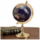 "Kassel™ 8-5/8"" (220mm) Diameter Faux Stone Decorative World Globe"