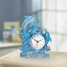 Dolphin Fantasy Clock