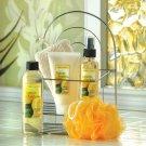 Lemon Verbena Bath Essentials