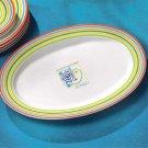 Picasso Lines Serving Platter