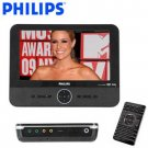Philips Widescreen Portable Dvd Player With Ipod Dock