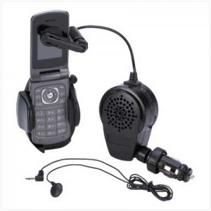 Null Hands Free Cell Phone Holder