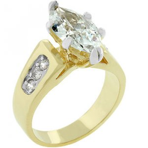 Null Victorian Ring