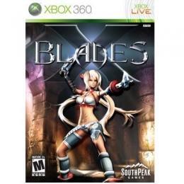 Southpeak Interactive X Blades X360