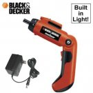 Black & Decker 3-position Cordless Screwdriver