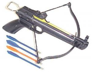 Crossbow Pistol 50BL