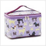 Doggy Delights Train Case