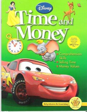 Disney Time and Money Workbook (New)