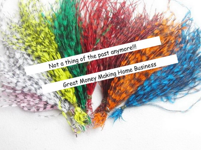 Wholesale lot hair accessories Feather Extensions DIY