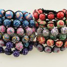 Wholesale lot New style Shamballa Bracelets 22pcs beads bracelet