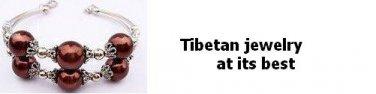 pearl Bracelet TIBETAN COFFEE SHELL beads bangle Fashion Free shipping