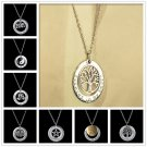 MOM yinyang BIG sister round ethnic pendant necklace fashion necklaces