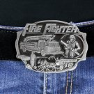 Fire Fighter Lead & Nickel Free Pewter BELT BUCKEL