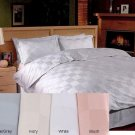Euro-check 1000 Thread Count Duvet Cover Set