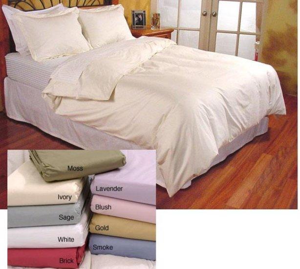 Egyptian Cotton 400 tc Duvet Cover Set-King