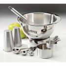 Metro 13-piece Stainless Steel Mixing Bowl Set