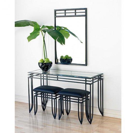 San Francisco Table and Stools Set