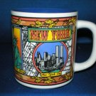NEW YORK CITY COFFEE CUP AS SHOWN