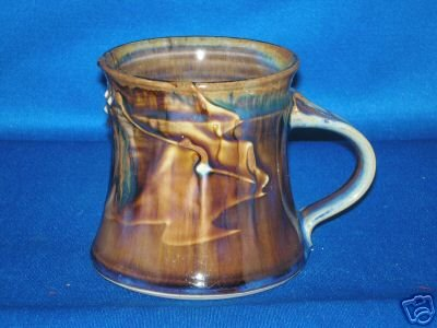 POTTERY COFFEE CUP AS SHOWN NELSON