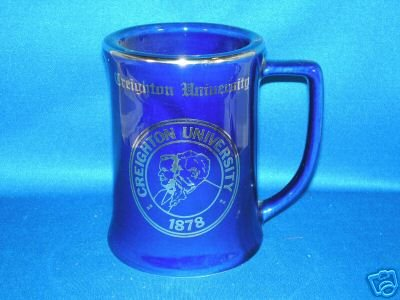 CREIGHTON UNIVERSITY COFFEE MUG AS SHOWN