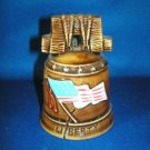 COLLECTIBLE BELL AS SHOWN~LIBERTY BELL