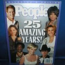 PEOPLE MAGAZINE 25 AMAZING YEARS COLLECTOR'S EDITION