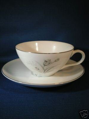 CREATIVE ROYAL ELEGANCE CUP AND SAUCER SET AS SHOWN