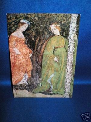 POST CARD~ITALY~TRENTO GIOVAANI DAME CASTELLO DEL BUON