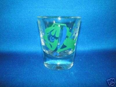 SHOT GLASS AS SHOWN~MORNING AFTER FISH WITH ICE PACK
