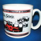 INDIANAPOLIS 500 COFFEE MUG AS SHOWN