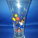 GLASSWARE AS SHOWN-BUD LIGHT SPUDS MACKENZIE GLASS