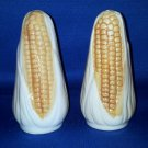 VINTAGE SALT AND PEPPER SHAKERS SET CORN ON THE COB