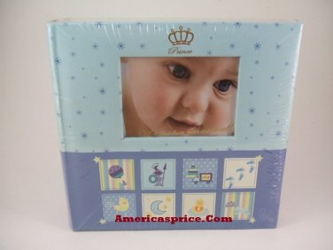 "Gedeonpolska Baby Prince 10"" x 15"" Photo Album"