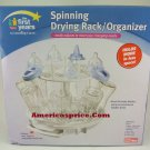 The First Years Spinning Drying Rack & Organizer