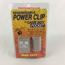 Mad Catz Gameboy Pocket Rechargeable Power Clip - E12012