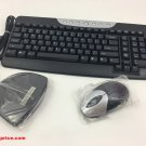 BenQ RF Cordless Air Touch Elite Keyboard & Mouse