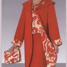 Woman's Size 26 Red Terramina Suit