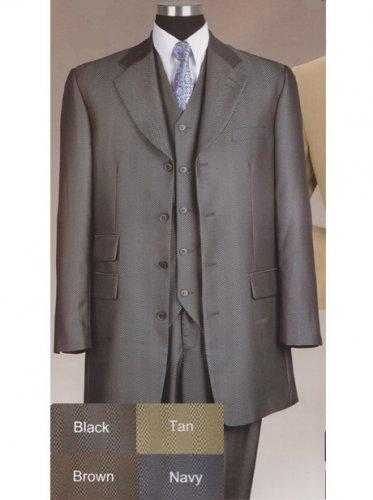 Men's 3 PC Suit