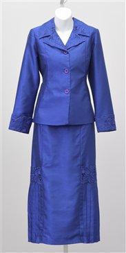 Size 10 Ann Gerlin Pearl Suit #131750