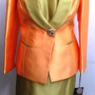 Mango and Kiwi 3 piece Woman's Suit