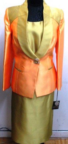 Mango and Kiwi 3 piece Woman's Suit