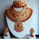 indian bollywood jodha akbar inspired bridal jewelery set