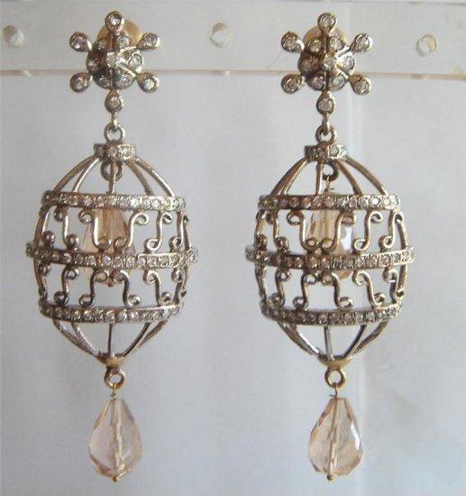 sz 4 cz multicolour Handmade twotone bangle bracelet jewelery