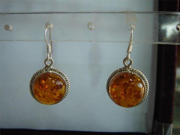indian designer cz dangler twotone earing jewelery