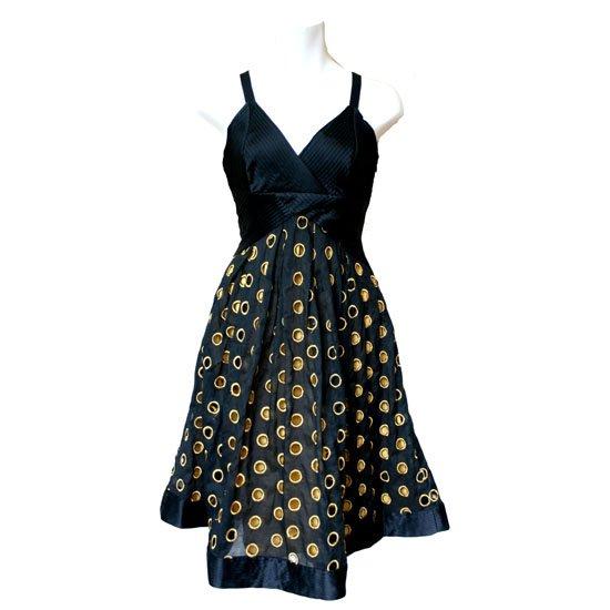 Catherine Malandrino Eyelet Dress
