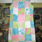 Lilly Pulitzer dress patch  print Size 2