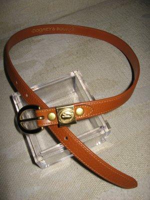 Dooney & Bourke light brown belt small