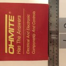 Ohmite B20J250 250 Ohm 20 Watt Wirewound Ceramic Power Resistor Qty. 1